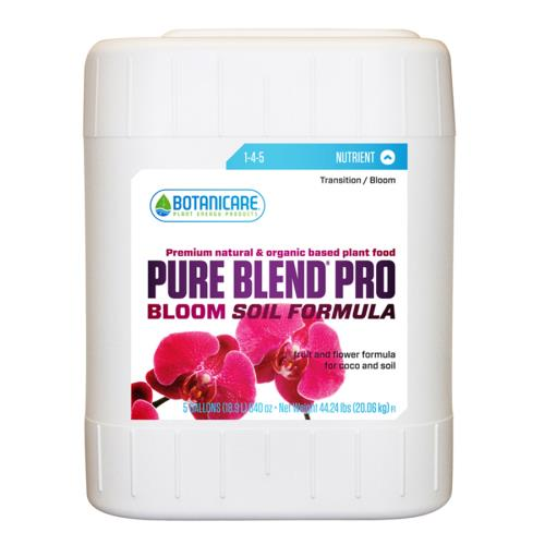 Botanicare Pure Blend Pro Soil 5 Gallon