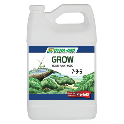 Dyna-Gro Liquid Grow Gallon 7 - 9 - 5