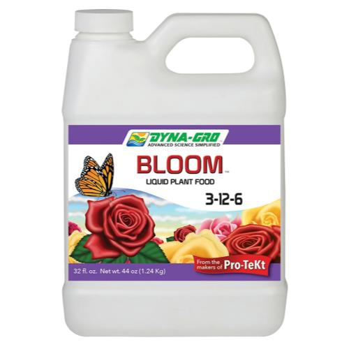 Dyna-Gro Liquid Bloom Quart 3 - 12 - 6