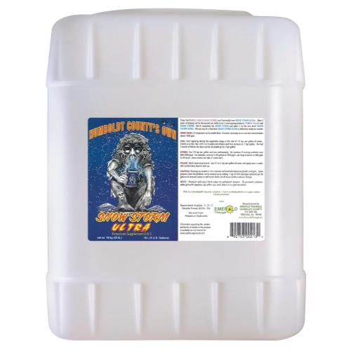 Emerald Triangle Snow Storm Ultra 5 Gallon