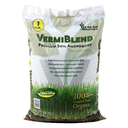 Vermicrop Blend Soil Amendment 1 cu ft