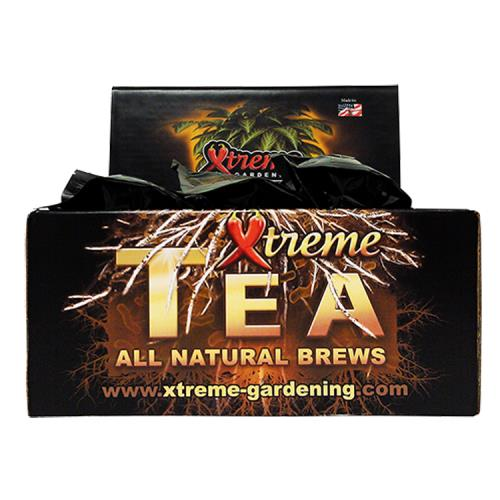 Xtreme Gardening  Tea Brews 90 gm Pack 20/ct Display