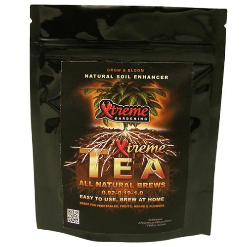 Xtreme Gardening  Tea Brews 90 gm Packs