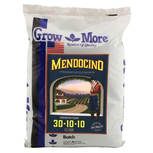 Grow More Mendocino Water Soluble 30-10-10 25 lb