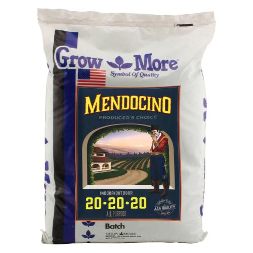 Grow More Mendocino Water Soluble  25 lb