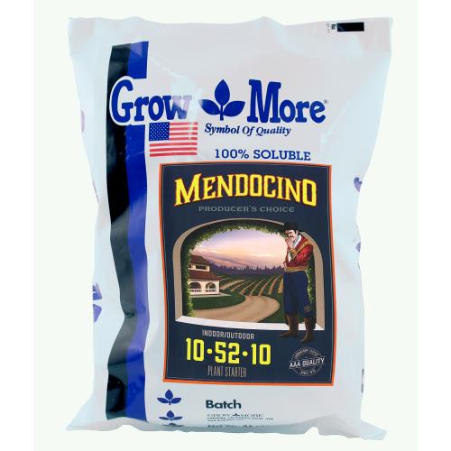 Grow More Mendocino Water Soluble 10-52-10 25 lb