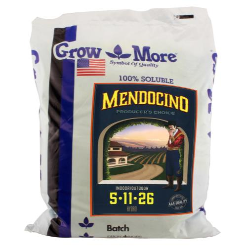 Grow More Mendocino Hydro (5-11-26) 25 lb