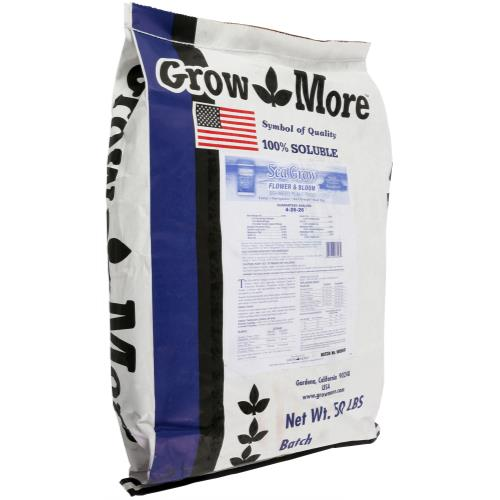Grow More Seagrow Flower & Bloom 50 lb