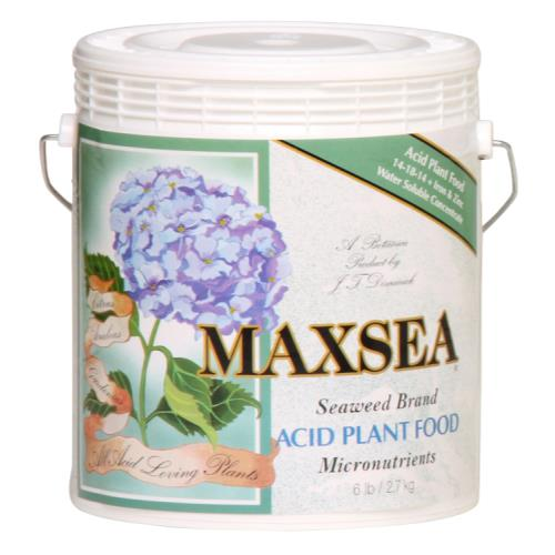 Maxsea Acid Plant Food 6 lb 14 - 18 - 14