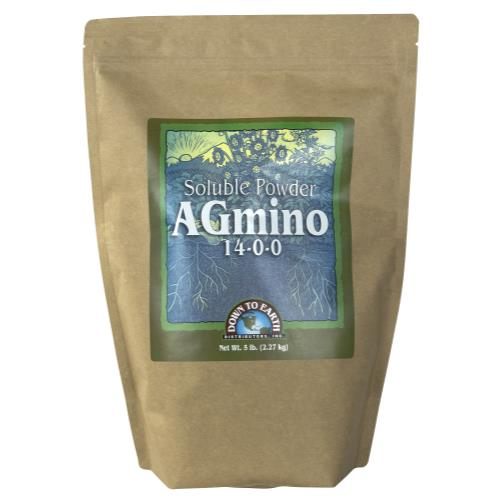 Down To Earth Agmino Powder   - 5 lb