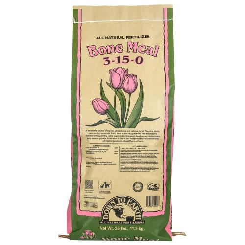 Down To Earth Bone Meal- 25 lb