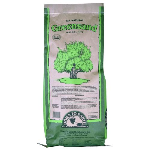Down To Earth Greensand - 25 lb
