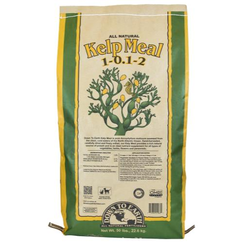 Down To Earth Kelp Meal - 50 lb