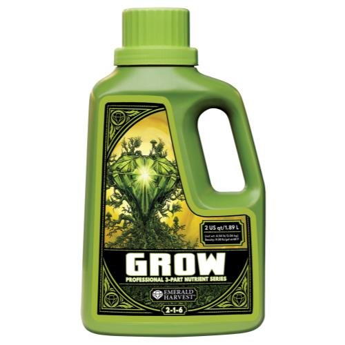 Emerald Harvest Grow 2 Quart/1.9 Liter