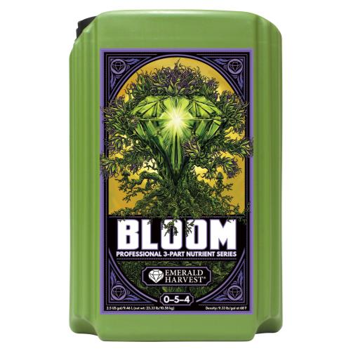 Emerald Harvest Bloom 2.5 Gal/9.46 L