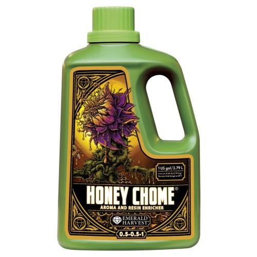 Emerald Harvest Honey Chome Gallon/3.8 Liter