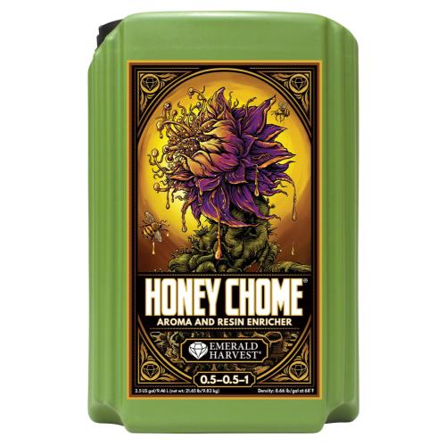 Emerald Harvest Honey Chome 2.5 Gal/9.46 L