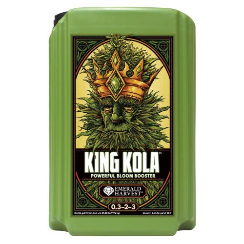 Emerald Harvest King Kola 2.5 Gal/9.46 L