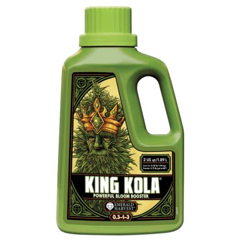 Emerald Harvest King Kola 2 Quart/1.9 Liter  (FL, NM, PA Label)