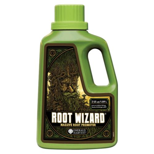 Emerald Harvest Root Wizard 2 Quart/1.9 Liter  (FL, GA, MN Label)