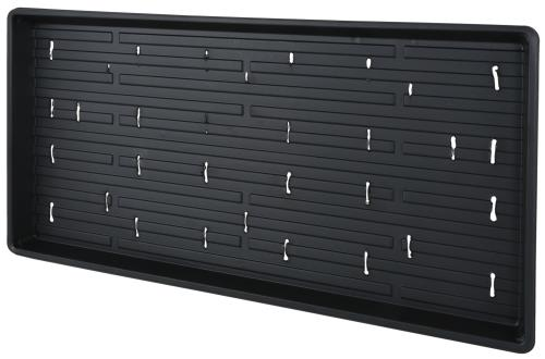 Super Sprouter 10 x 20 Short Germination Tray With Hole  (Case of 100)