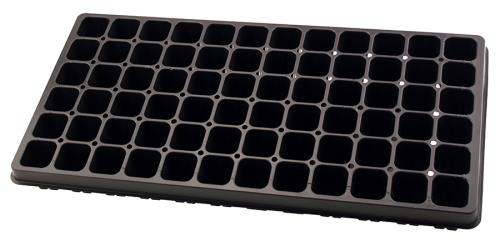 Super Sprouter 72 Cell Plug Tray - Square Holes (Case of 100)