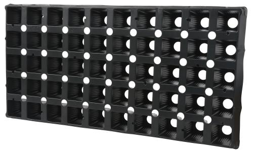 Super Sprouter 50 Cell Square Plug Tray Insert (Case of 70)