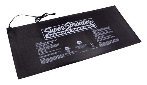 Super Sprouter 4 Tray Seedling Heat Mat 21 in x 48 in