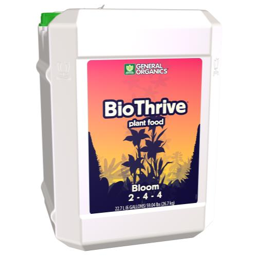 GH BioThrive Bloom 6 Gallon 2 - 4 - 4
