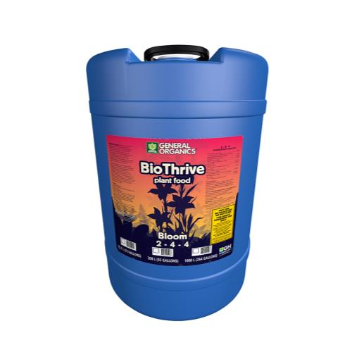 GH BioThrive Bloom 15 Gallon 2 - 4 - 4