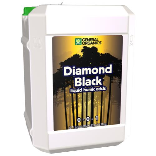 GH Diamond Black 6 Gallon 0 - 0 - 1