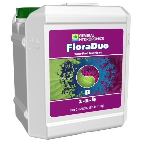 GH Flora Duo B 2.5 Gallon 1 - 5 - 4