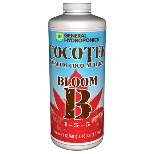GH Cocotek Bloom B Quart