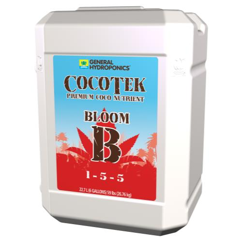 GH Cocotek Coco Bloom - B 6 Gallon