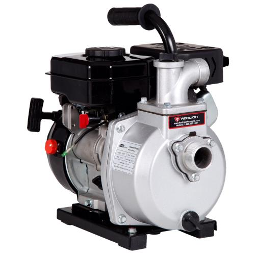 Red Lion Aluminum Water Transfer Pump 3600 GPH