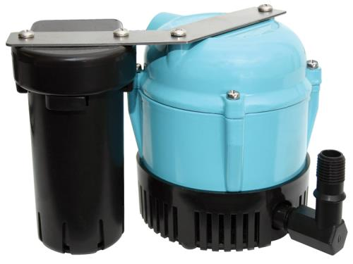 Little Giant 1-ABS Submersible Pump 205 GPH