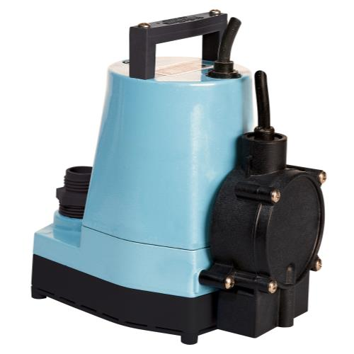 Little Giant 5-ASP Submersible Pump Blue 1200 GPH