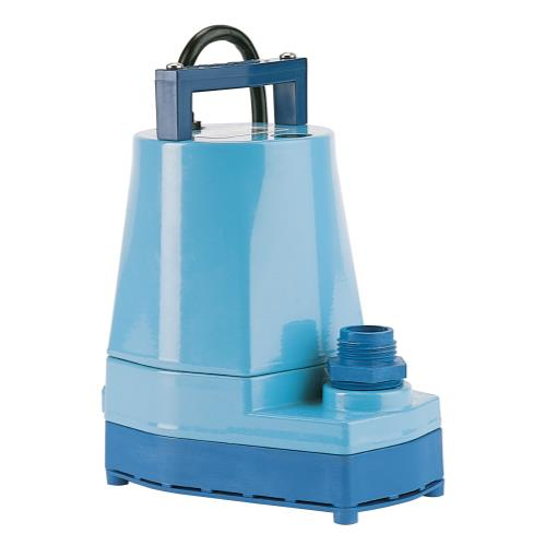 Little Giant 5-MSP Submersible Pump Blue 1200 GPH