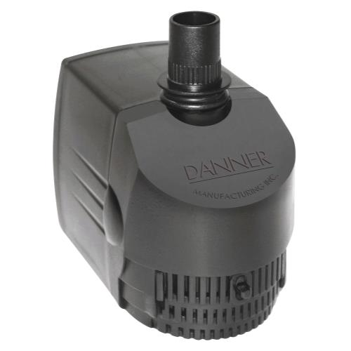 9584dcc0bf4c Danner Supreme Hydroponics Submersible  In-Line Pump 530 GPH (Grower s Pump)