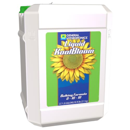 GH Liquid KoolBloom 6 Gallon 0 - 10 - 10