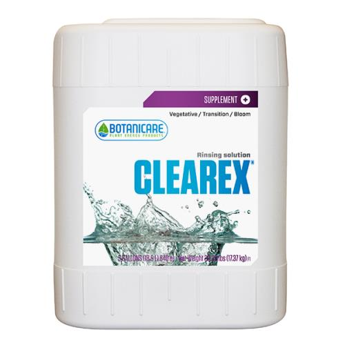 Botanicare Clearex 5 Gallon