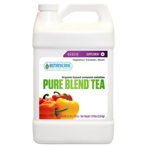 Botanicare Pure Blend Tea Gallon  0.5 - 0.5 - 1