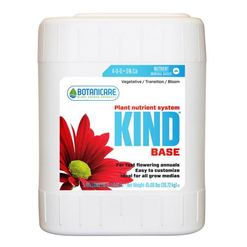 Botanicare Kind Base 5 Gallon 4 - 0 - 0