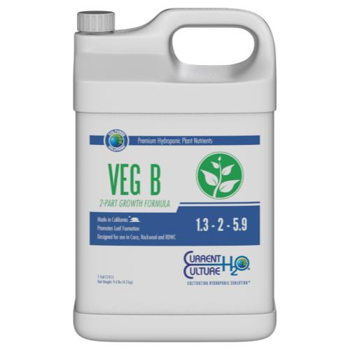 Cultured Solutions Veg B Gallon