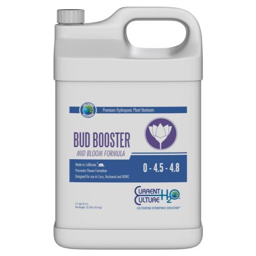 Cultured Solutions Bud Booster Mid 2.5 Gallon