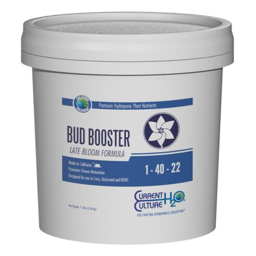 Cultured Solutions Bud Booster Late 7.5 lb