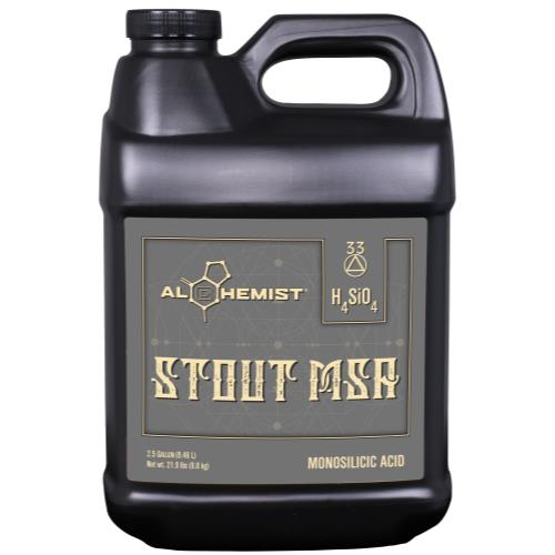 Alchemist Stout MSA 2.5 Gallon