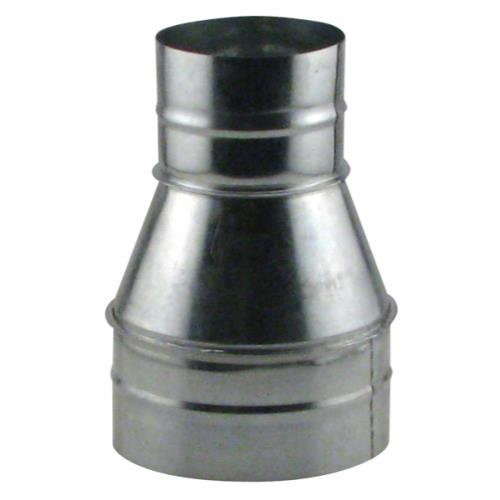 Ideal-Air Duct Reducer 6 in - 4 in