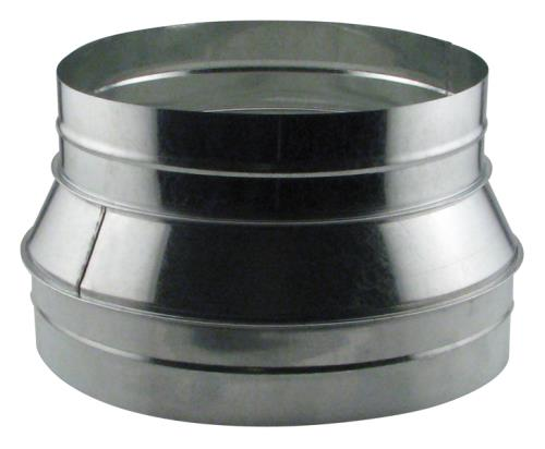 Ideal-Air Duct Reducer 14 in - 12 in
