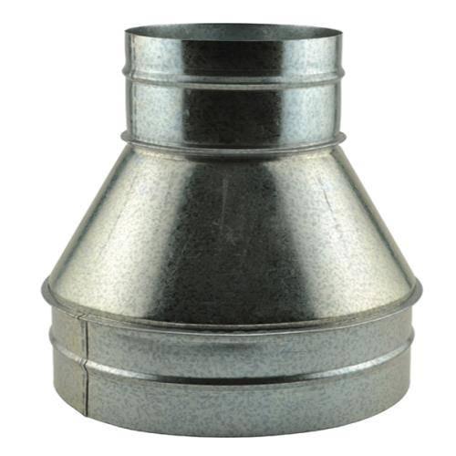 Ideal-Air Duct Reducer 10 in - 6 in
